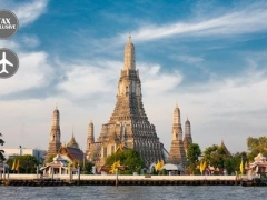 Bangkok: Hotel & Flights