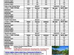 Bintan Lagoon Resort from SGD128