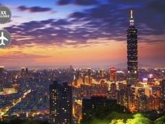 Taipei: SIA Return Flights