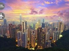 HK: Local 4-Star Stay & Flights