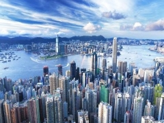 HONG KONG Air Ticket via Cathay Pacific