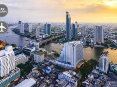 Bangkok: Stay with Return Flights