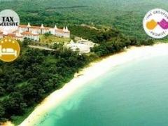 $71 for 2Pax 2D1N 4-Star Lotus Desaru Beach Resort Suite Stay w/ Breakfast & Admission to Waterpark