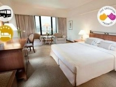 KL: From $122/pax for 2D1N 4-Star Dorsett Regency Hotel Deluxe Room Stay w/ Breakfast & Coach
