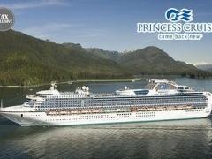 Sapphire Princess Cruise: Penang-Langkawi-Klang