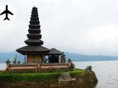 Bali: Garuda Indonesia Flight