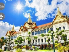 Bangkok: Cathay Pacific Flights