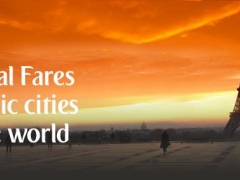 Special Fares to Iconic Cities of the World from SGD 619