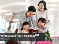 My VoyageGuard Travel Insurance - Up to 30% savings