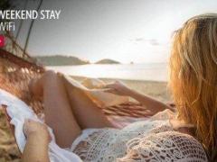 Weekends Away: Get 15% off your stay w/ free breakfast + WiFi