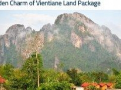4D3N Hidden Charm of Vientiane Land Package from S$ 358