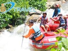 Phuket: Full Day Outdoor Activity
