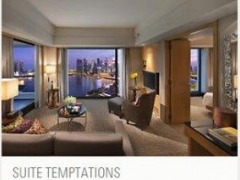 Suite Temptations Offer @ Mandarin Oriental Hotel, includes an extra night, a spa credit and breakfast