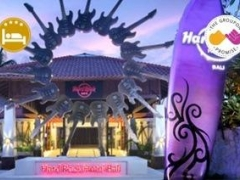 Bali: $298 per pax for 4D3N 4-Star Hard Rock Hotel w/ Airport Transfer (Worth $588)