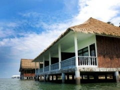 2D1N stay at Bintan Spa Villa Beach Resort (Seaview Deluxe) with Return Ferry Tickets & Land Transfers