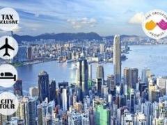 Hong Kong: 4D3N Rambler Oasis Hotel Stay w/ Cathay Pacific Flight & Airport Transfer