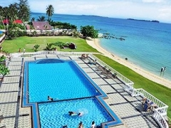 2D1N stay at Bintan Argo Beach Resort/Cabana Beach Resort w/ Return Ferry, Banana Boat Ride & More