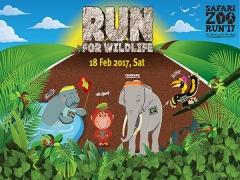Exclusive 15% OFF for Safari Zoo Run 2017 with NTUC Card