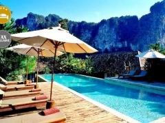 Krabi:4*Stay near Limestone Hills