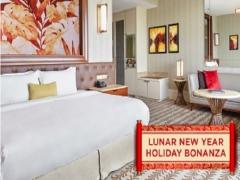 Lunar New Year Holiday Bonanza at Resorts World Sentosa
