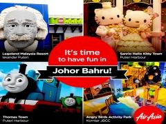 AirAsia Promo: Enjoy 20% Off Admission Ticket to Puteri Harbour Theme Parks