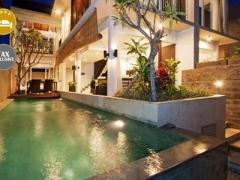 Bali: 4* Villa near the Beach