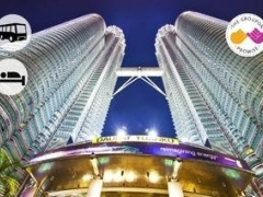 Spend Hari Raya in Kuala Lumpur: $119/pax for 2D1N 5 Elements Hotel Stay w/ Coach