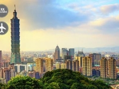Taipei: China Airlines Flights