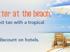 Life is better at the beach. Get Up to 79% discount for tropical hotels