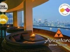 Bangkok: $99 for Two Pax 2D1N 5-Star Anantara Bangkok Sathorn Premier Room Stay w/ Breakfast