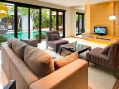 Bali: 4* The Nibbana Villas