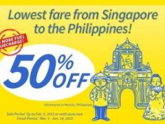 Lowest Fare to the Philippines