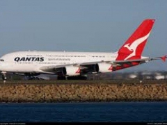 Qantas international Business flights from Singapore to Perth