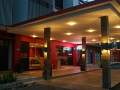 2D1N stay at Uniquely The Centro Hotel & Residence with Breakfast, Ferry Ticket, Transfer & More