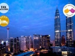 KL: $105 for Two Pax 2D1N 4-Star Hotel Royal Kuala Lumpur Deluxe Room Stay w/ Breakfast