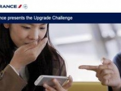 Air France Upgrade Challenge: Stand a Chance to Get Upgraded into Business Class!
