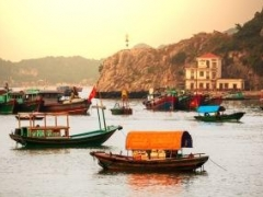 Hanoi: 4D3N An Hung Hotel Stay & 2 way Flight