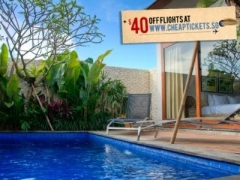 Bali: $813 for 6 Pax 4-Star The Dipan 3-Bedroom Pool Villa Stay with Breakfast, Massage & Transfer