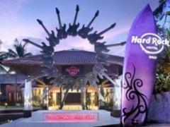 Bali: 4D3N Hard Rock Hotel & Flight