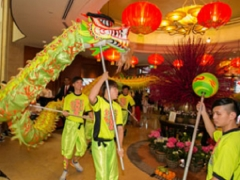 Lunar New Year Package with 10% Savings in The Fullerton Hotel Singapore