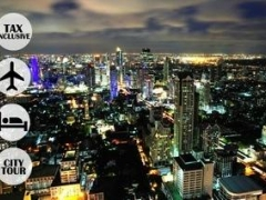 BKK: 4D3N Hotel Stay & Flight
