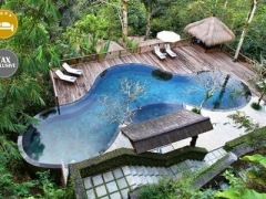 Bali: 4* Stay in Jungles of Ubud