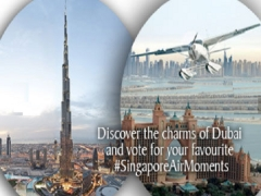 Stand to Win Flight+Hotel Stay in Dubai with Singapore Airlines