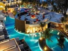Penang: Hard Rock Hotel & Flights