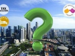 Singapore: $328 for Two Pax 2D1N 5-Star Mystery Hotel Club Room Stay with Breakfast
