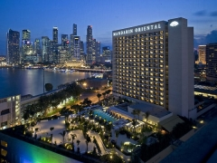 Singapore Escape | Staycation from SGD429 in Mandarin Oriental Singapore