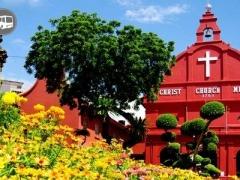 Malacca: Equatorial Hotel & Coach