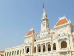 Ho Chi Minh: Queen Ann Hotel & Flight