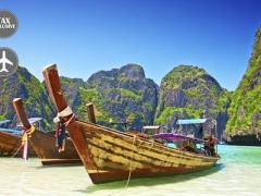 Phuket: SilkAir Return Flights