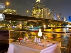 Bangkok: Dinner Cruise on Chao Phraya